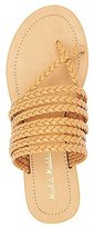 Charlotte Russe Braided Strappy Sandals