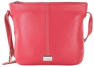 Cellini CLR031 Nelson Zip Top Crossbody Bag