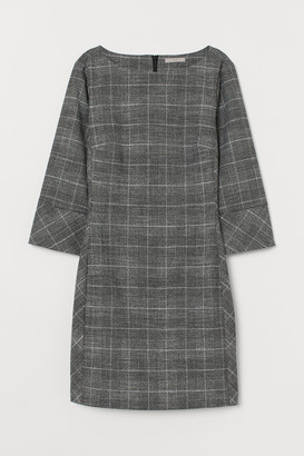 H&M Checked dress