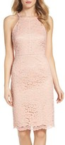 Vince Camuto Women's Lace Sheath Dress