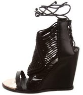 Ivy Kirzhner Mykono Wedge Sandals w/ Tags