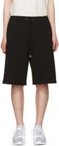Alexander Wang Black Lounge Shorts