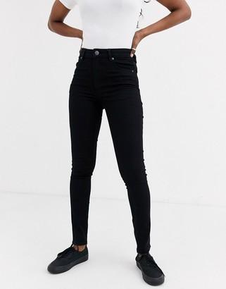 Cheap Monday High Skin skinny jeans-Black