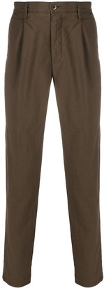 Incotex Pleated Chino Trousers