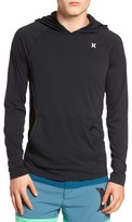 Hurley Men's Icon Dri-Fit Hooded T-Shirt