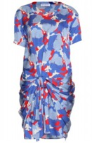 Vionnet Vivid Print Dress
