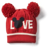 Gap babyGap | Disney Baby Mickey Mouse pom-pom hat