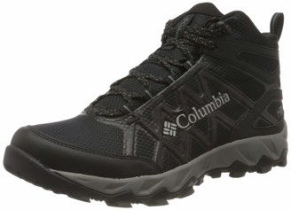 Columbia Men's PEAKFREAK X2 MID OutDry Hiking Boot Grey 6 UK
