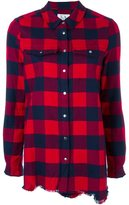 Zoe Karssen checked shirt
