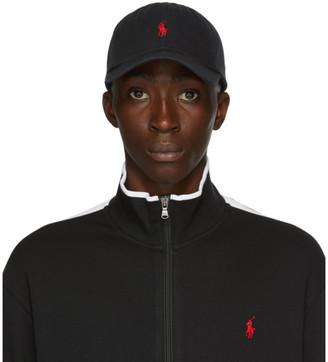 Polo Ralph Lauren Black Classic Cap