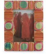 Wood photo frame (4x6), 'Bhopal Puzzle'
