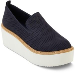 DKNY Bari Platform Sneakers - ShopStyle