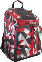 Fuel Top Loader Red Geo Backpack