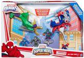 Playskool Heroes Marvel Super Hero Adventures Spider-Man's Copter Pack