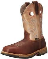 "Irish Setter Work Women's Marshall 9"" Pull On Steel Toe Work Boot, 6.5 B US"