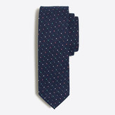 J.Crew Factory Dobby cotton tie