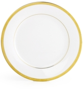"Charter Club Grand Buffet Gold"" Salad Plate"