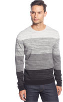 Alfani Men's Spaced Colorblocked Sweater, Only at Macy's