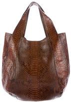 Beirn Python Shoulder Bag