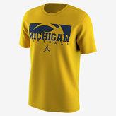 Nike Jordan Student Body (Michigan) Men's T-Shirt