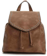 La Diva Women's Grommet Backpack