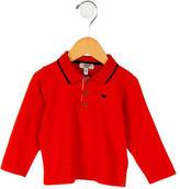 Armani Junior Boys' Knit Shirt