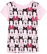 Disney Disney's® Minnie Mouse Graphic-Print Cotton T-Shirt, Toddler & Little Girls (2T-6X)