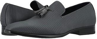 Stacy Adams Tazewell Plain Toe Slip-On (Black) Men's Shoes