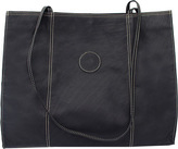 Piel Women's Leather Carry All Market Bag 2507