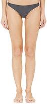 Mikoh Women's Miyako Bikini Bottom-GREY, DARK GREY