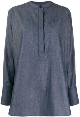 Joseph Henry Chambray oversized shirt