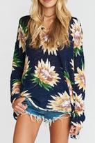 Show Me Your Mumu Sunflower Sweater