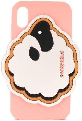 See by Chloe sheep iPhone X/XS case