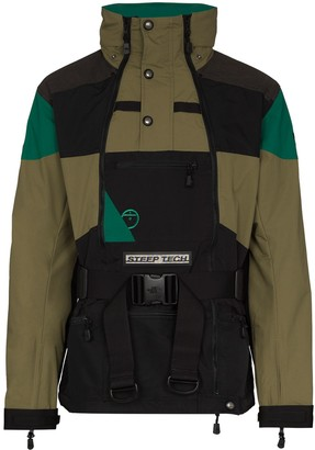 The North Face Steep Tech panelled jacket