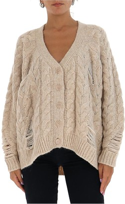 Stella McCartney Cable Knit Cardigan