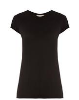 Nili Lotan Round-neck cotton T-shirt