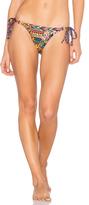 Agua Bendita Bendito Circulo Reversible Bikini Bottom