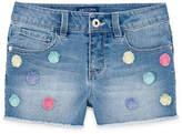 Arizona Denim Shorts Girls Plus
