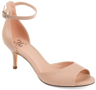 Journee Collection Narelle Ankle Strap Sandal