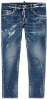 DSQUARED2 Skater boy skinny fit jeans