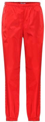 Prada Cuffed trackpants
