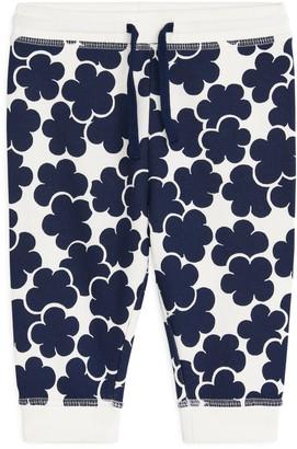 Arket Printed Sweatpants