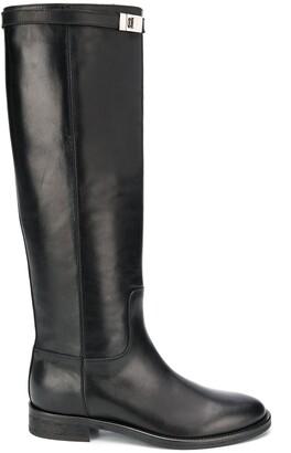 Via Roma 15 Knee-High Boots
