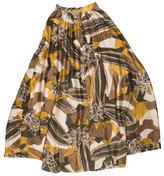 Rachel Zoe Silk Maxi Skirt