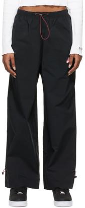 Nike Black Icon Clash Sportswear Track Pants