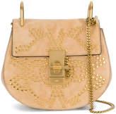 Chloé constellation studded Drew shoulder bag
