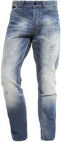 Superdry Biker Straight Leg Jeans Quarry