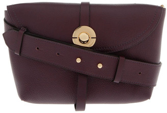 Coccinelle Endora Flap Over Crossbody Bag