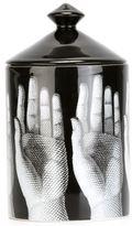 Fornasetti hand jar candle