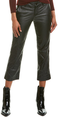 Zadig & Voltaire Posh Deluxe Leather Pant